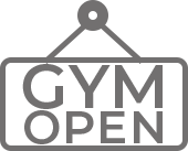 GYM OPEN