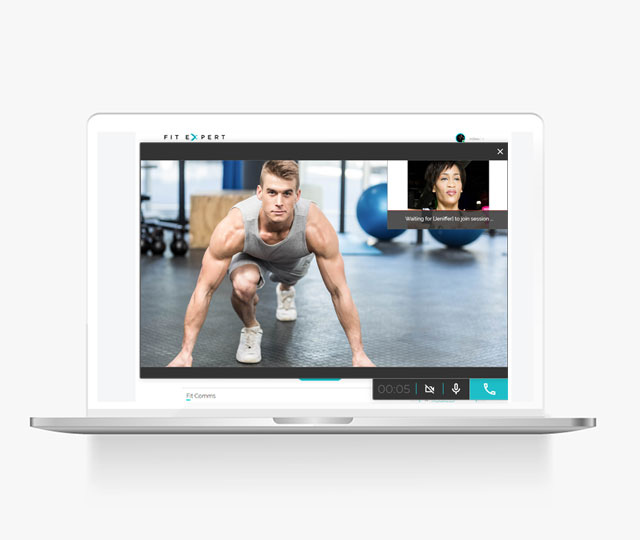 ONE TO ONE ONLINE PERSONAL TRAINING